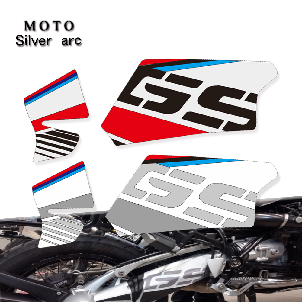 1 pieces Motorcycle Transmission Tree Sticker Bumper Stickers for BMW R1200GS ADV R1200GS R1200 GS 2008-2013 2012 2011 2010 2009