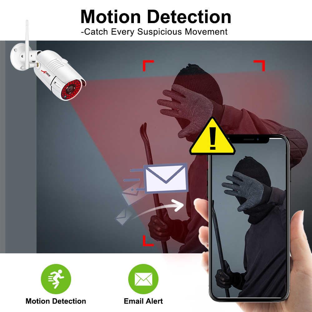 ANRAN wideo zestaw do nadzorowania 1080P WIFI System CCTV 12-cal Monitor NVR kamera telewizji przemysłowej System bezpieczeństwa wodoodporny Night Vision aplikacji