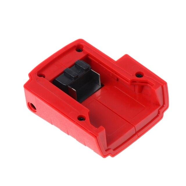 Adaptateur chargeur USB secteur pour vestes chauffantes Milwaukee 49 24 2371 M18/M12 15 21V63HF