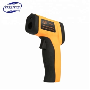 Image 3 - Digital Laser Infrared Thermometer, Non Contact Temperature Gun Instant Read for Kitchen Cooking BBQ Automotive and Industrial