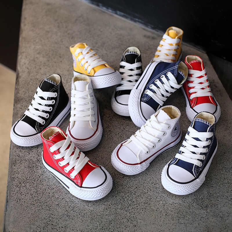 Bé Giày Vải Bố Thời Trang Cho Bé Trai Giày Trẻ Em Bé Gái Giày Vải Tập Đi Cho Bé Mềm Cho Bé Trai Trẻ Em Giày Cho Bé Gái