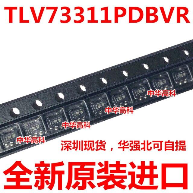 شحن مجاني 10 قطعة/الوحدة TLV73311PDBVR سوت 23 5 TLV73311 SOT23 5 جديد السلع الأصلية في الأسهم