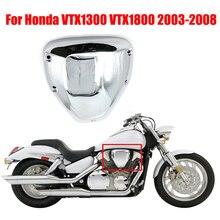 Luft Reiniger Intake Fall Abdeckung Luftfilter Abdeckung Cap Für Honda VTX VTX1300 1300 VTX1800 1800 2003 2008 2007 2006 2005 2004