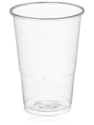MICAL–Plastic Cup–33cl–Pack Of 100