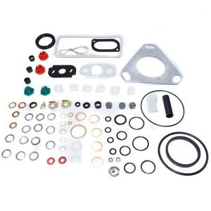 Image 3 - Diesel Engine Fuel Injection Pump Gasket Set Copper Shim Sealing O ring Repair Kit CAV Tractor Pump Kit for Ford Massey Ferguson