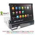 Android 9 1 din автомобильный dvd-плеер авто радио GPS навигация 7