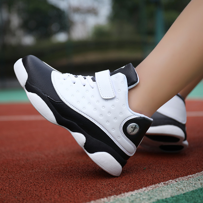 2019 Boys Basketball Shoes Kids Sneakers Kids Jordan 1 Shoes Boys And Girls Outdoor Non-slip Sports Shoes  Jordan Retro 11 Shoes