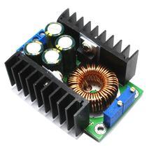 Dc/cc ajustável 0.2-9a 300w step down buck converter 5-40v para 1.2-35v módulo de fonte de alimentação led driver para arduino 300w