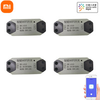 Xiaomi Mijia Universal Breaker Timer Smart Life APP telecomando Wireless funziona con Mi Home DIY WiFi Smart Light Switch