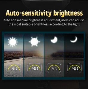 Image 5 - C700 & C700S OBD2 車のgps hudヘッドアップディスプレイミラーデジタル投影車の速度超過アラームセキュリティ警告システム
