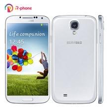 SAMSUNG-teléfono inteligente Galaxy S4 i9500 i9505, móvil renovado, 3G, 4G, Wifi, 13MP, Android, Original