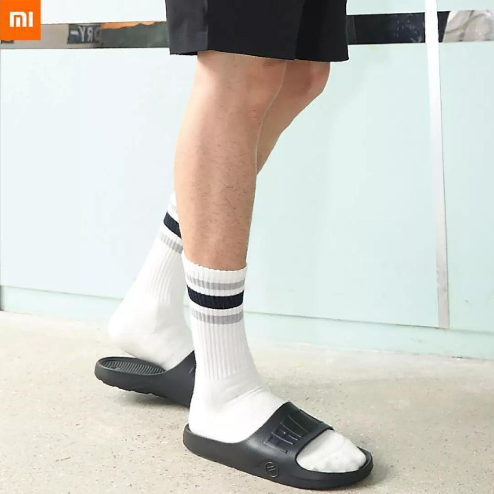 Xiaomi Mijia FREETIE LOGO Sport Slipper Man Woman Non Slip Groove Design Ergonomic Foot Bed Elastic Eva Material|Smart Remote Control| - AliExpress