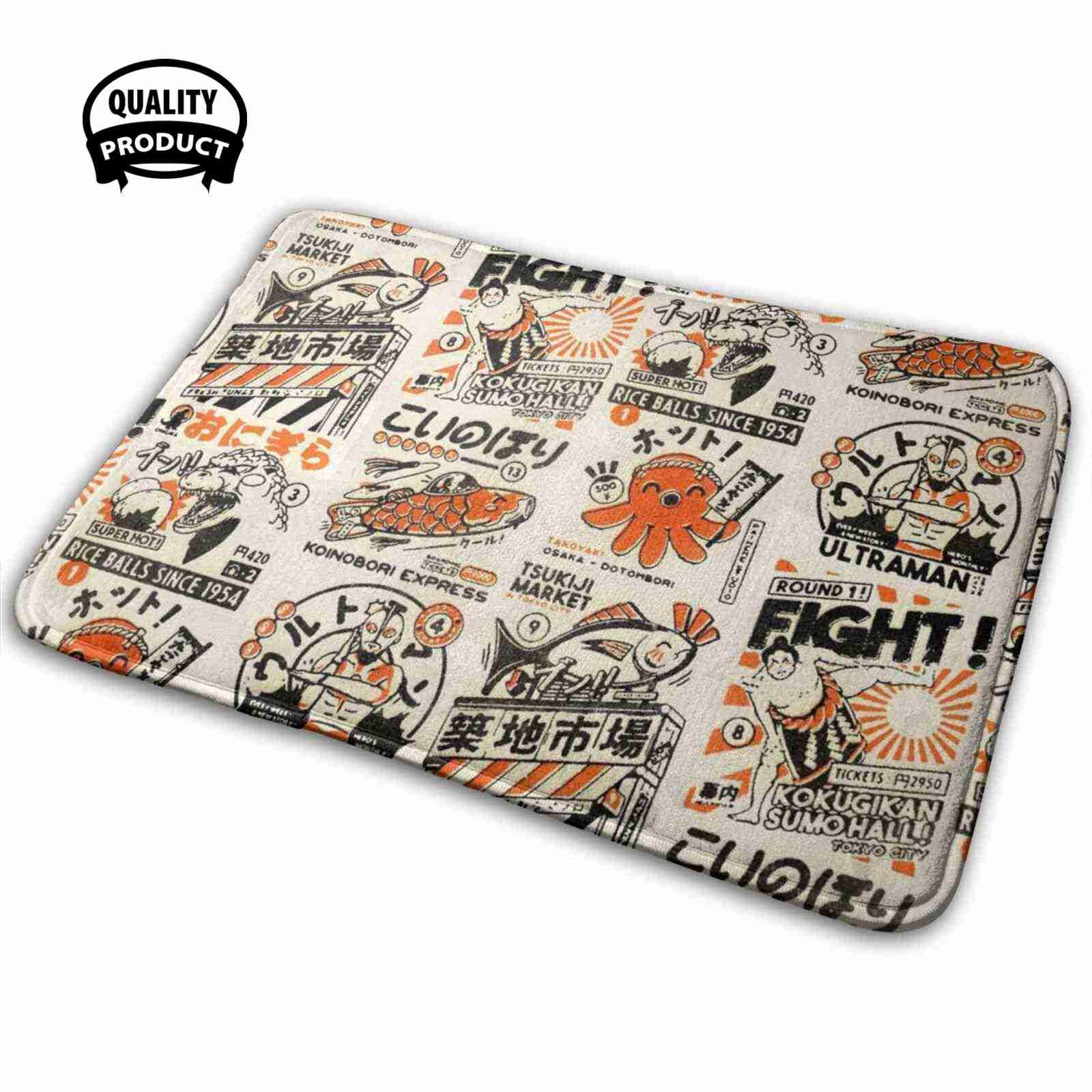 Superstrike-alfombra suave de entrenamiento de gimnasia, tapete antideslizante japonés para casa familiar, deporte para acampar al aire libre, Fitness, cachorro francés, perro y gato