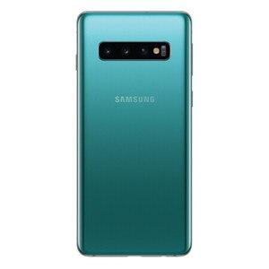 Samsung S10 G973U оригинальный мобильный телефон Snapdragon 855 Octa Core 6,1