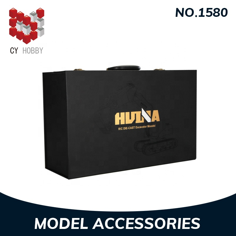 GIFT BOX HUINA GIFT BOX Excavator Toys 1580 580 Accessories