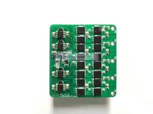 Image 3 - Equalizador ativo 3s 4S 5S, 6s, 7s, 8s, 6a, lifepo4, lítio, bateria de lipo, transferência de energia placa de proteção bms