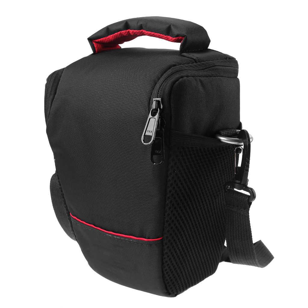 DSLR Camera Bag Custodia Per Canon EOS 4000D M50 M6 200D 1300D 1200D 1500D 77D 800D 80D Nikon D3400 D5300 760D 750D 700D 600D 550D