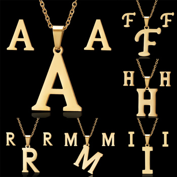 Women's Initial Letters Jewelry-Sets