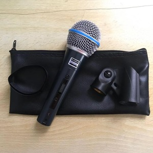 Image 4 - Cardioid Legendary Dynamic Vocal Karaok Handheld Wired Microphone SM58 SM58LC 58SK SM57 BETA58 BETA58SK BETA58LC BETA57 BETA87