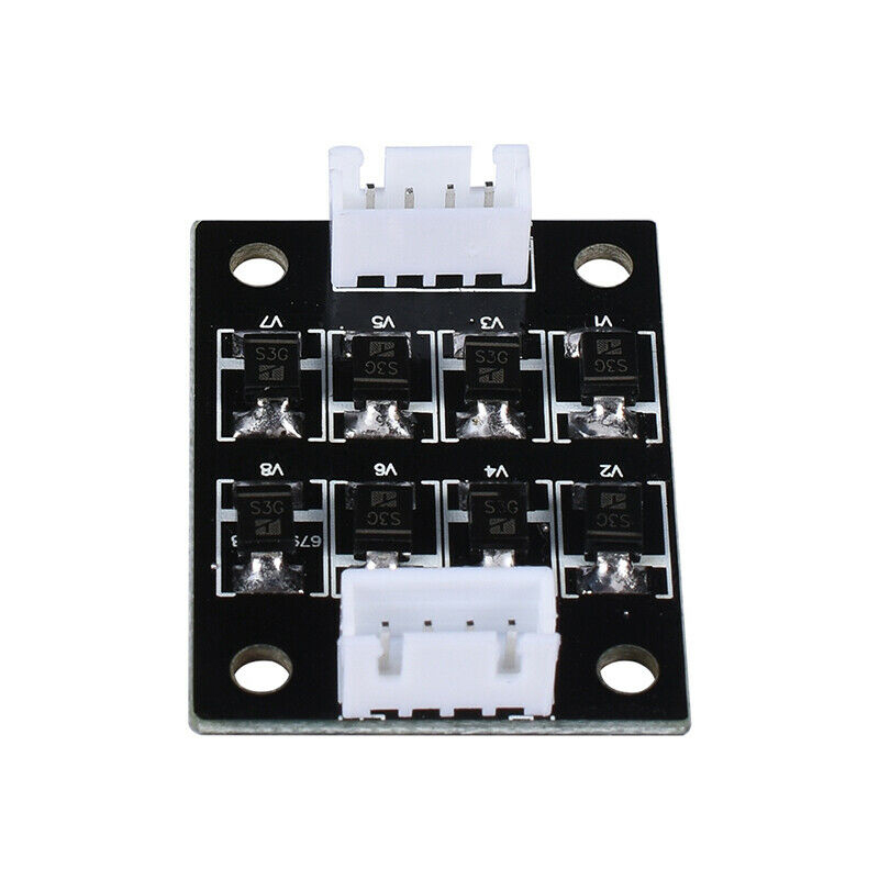4PCS New TL Smoother V1 0 Addon Module for 3D Printer Stepper Motor Drivers Part For DVR8825 stepper driver A4988 2 driver in 3D Printer Parts Accessories from Computer Office