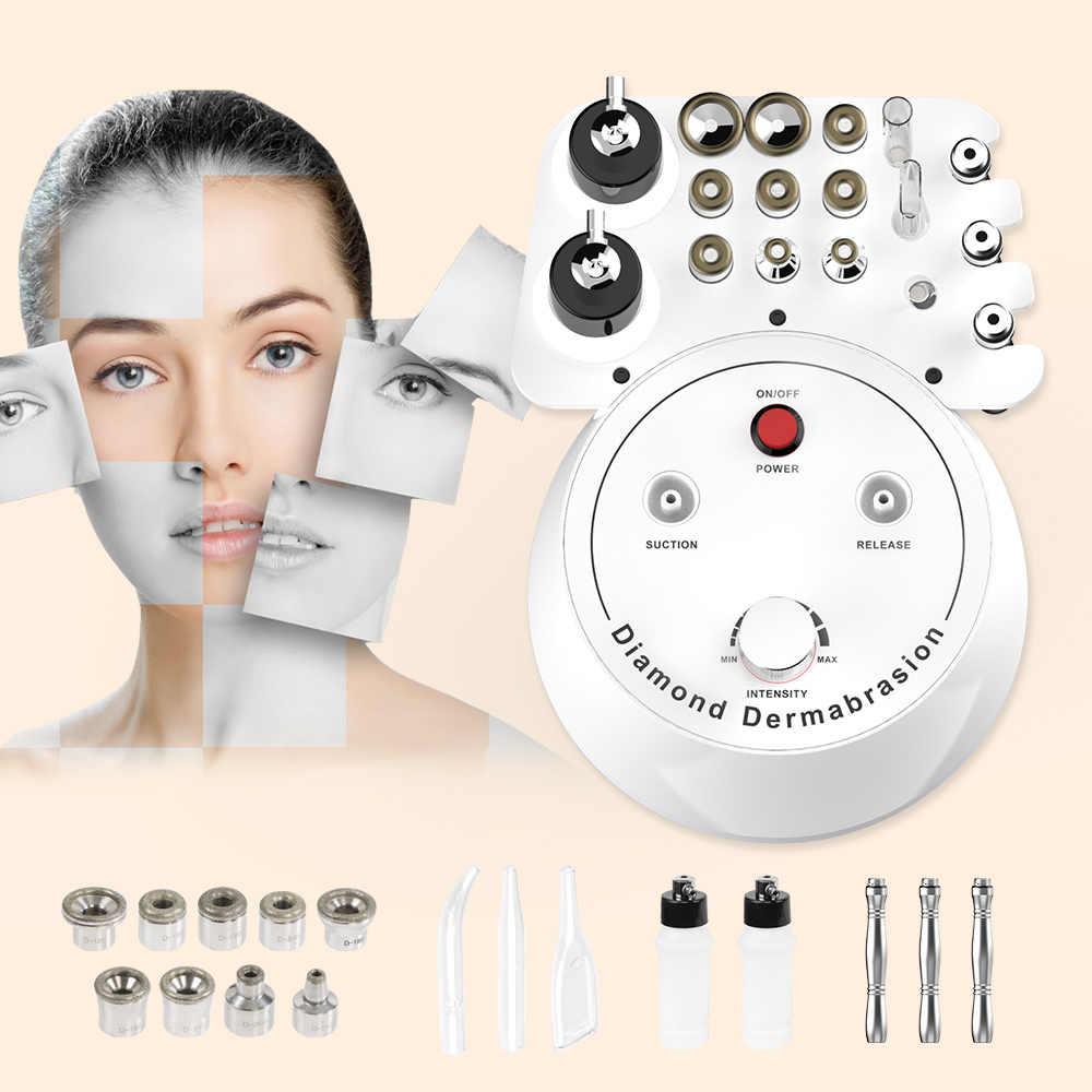 3 in1 Diamond Microdermabrasion Peel Machine Water Spray Exfoliation Dermabrasion  Machine Skin Rejuvenation Spa| | - AliExpress