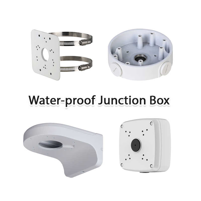 Dahua Originele Camera Ondersteuning Water-Proof Junction Box Cctv Beugel PFA136 & PFA137 & PFA139 & PFA152-E & PFB203W & PFB204W