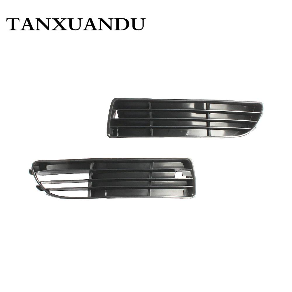 FOR 1999-2000 NEW BEETLE FRONT BUMPER COVER LOWER GRILLE SPOILER FOG LIGHT TRIM