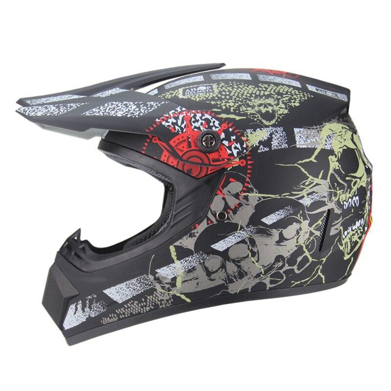 Off-Road Motorcycle Helmet Motocross Helmets ATV Dirt Bike Downhill MTB DH Racing Helmet Cross Helmet Cascos Para Moto Men Women