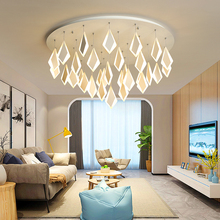 Creative home lighting Modern LED Ceiling Chandelier for Living room Dining bedroom Lighting acrylic