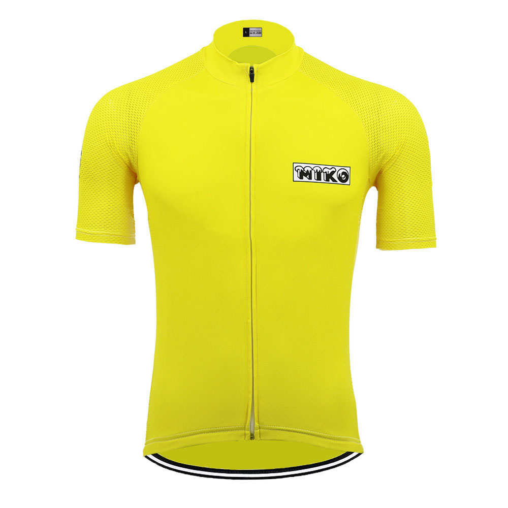 Nouveau Maillot de cyclisme ropa Ciclismo top équipe de course vêtements de cyclisme vtt équipement de vélo Maillot de sport
