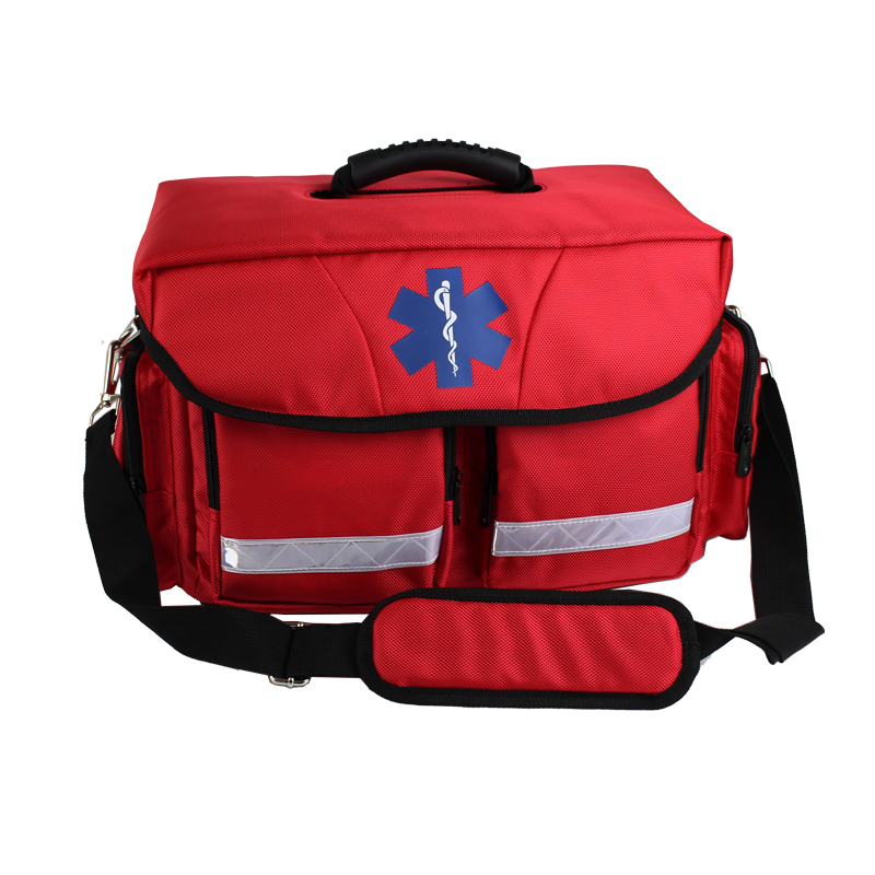 Emergency Star First Aid Kit Survival Medical Bag Car Trauma Kit Large Outdoor Travel Camping