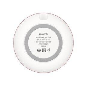 Image 4 - Оригинальное Быстрое беспроводное зарядное устройство HUAWEI CP60 QI Max, 15 Вт, подходит для iphone Xs Max/XR/X/Huawei Mate20 Pro/RS Galaxy S9, быстрое зарядное устройство