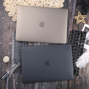 """Image 2 - Crystal Clear Matte Hard Case Cover for Macbook Pro 13.3 15 16 2020 A2251 A2289 Pro Retina 12 13 15""""Air 11 13 2020 A2179 A1932"""
