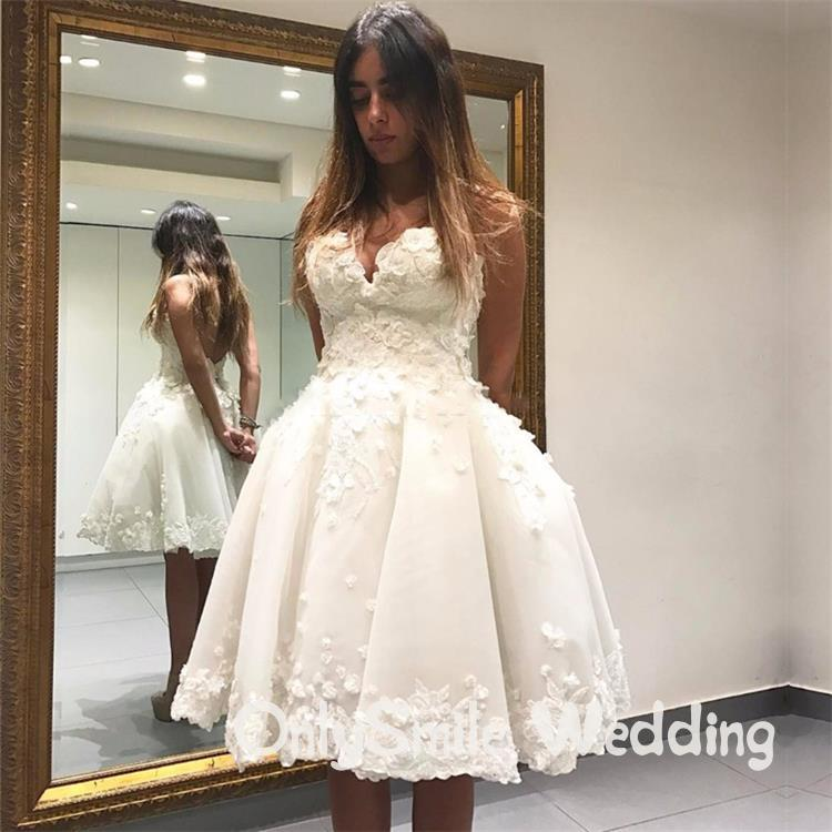 Short Prom Dresses 2020 Off The Shoulder Appliques Knee Length Graduation Party Dress Junior Prom Gown Vestidos Largos De Fiesta