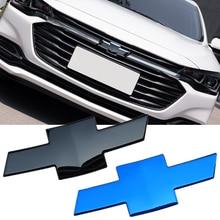 Car Front Badge Rear Emblem Auto Accessories For Chevrolet Sail Sedan Trax Cruze Hatchback Malibu Cavalier Monza Equinox Orlando