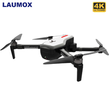 LAUMOX SG906 Drone GPS 5G WIFI FPV With 4K HD Camera Brushless Selfie Foldable Drones RC Quadcopter RTF VS H117s B4W ZEN K1 F11 hubsan h501m x4 waypoint rtf drone wifi fpv brushless gps with 720p hd camera rc drone racing quadcopter vs h501s rc toys