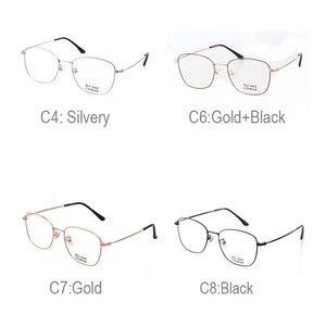 Image 4 - Aanpassen Recept Brillen Bijziendheid Bril Progressieve Bril Super Light Titanium Bril Frame Hars Lenzen