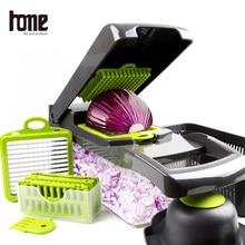 Triturador de alimentos cortador cebola vegetal chopper batata salada slicer manual multi mandolin alho acessórios cozinha gadgets ferramentas