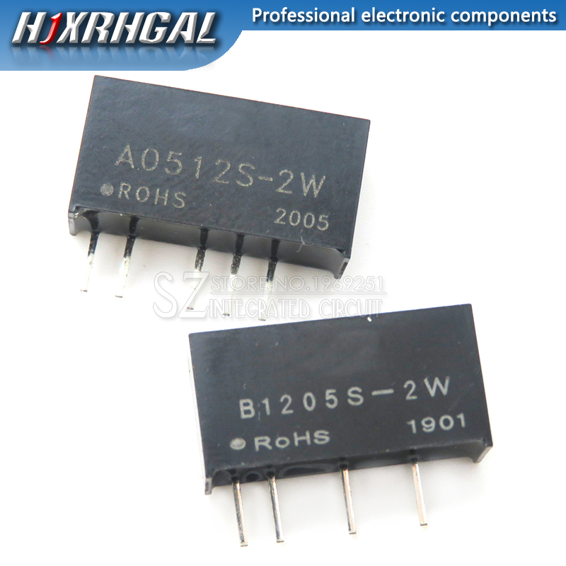 B0505S 1W 2W B0303S B0305LS B1205S B2405S B2405S B1212S A1212 IB0505S-2W regulated power supply module Isolating Switching Power