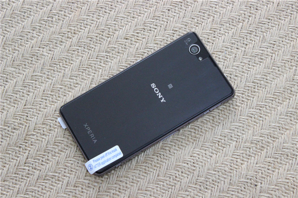 Refurbished Sony Xperia Z1 Phone With 3G/4G Android Quad-Core And 2GB RAM 16GB Storage 5