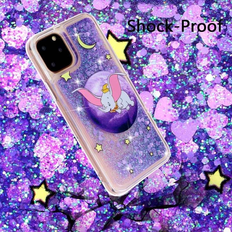 Girls Glitter Star Case for iPhone 11/11 Pro/11 Pro Max 10