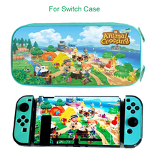 Animal Crossing New Horizons Hard Carry Case for Nintend Switch Console Storage Travel Pouch NintendoSwitch Game Accessories