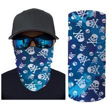 Открытый женщины мужчины анти-пыль Маска ветрозащитный шарф шея лицо защита от Солнца держатель Washable многоразовые