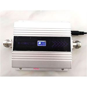 Image 3 - 3G Signal Booster 2100mhz Mobile phone Signal Repeater 3G Cell phone Signal Amplifier with indoor antenna