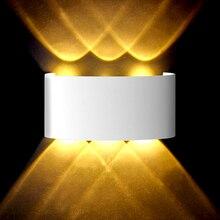 Light Wall-Lamp Outdoor Garden Led Waterproof Stair IP65 Ce Sconces Bedside 4W 8W 6W
