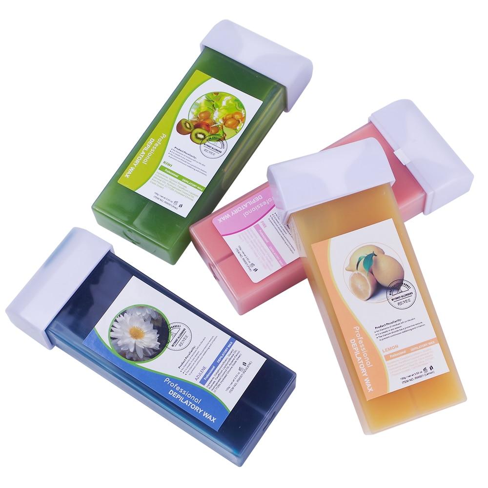 Women 100g Honey Depilatory Wax For Wax Heater Machine Cartridge Heater Waxing Hair Removal Remove Fixed Roller Head Hot