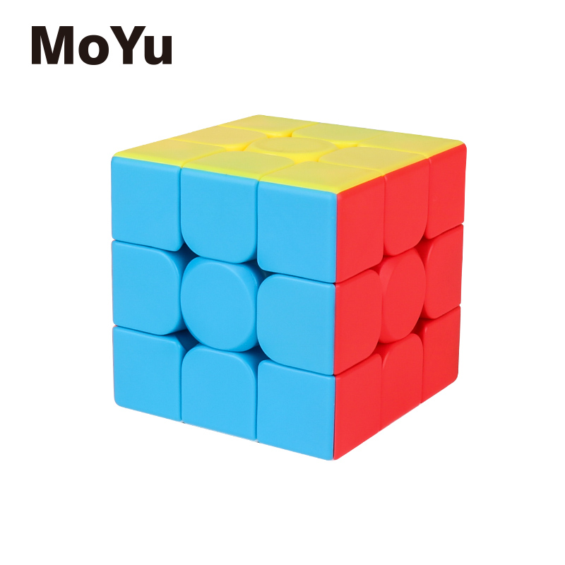 New Cubing Classroom Moyu Meilong 3C 3x3x3 Magic Cube WCA 3Layers Speed Cube Professional Puzzle Toys For Children Kids Gift Toy