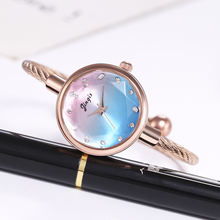 Шикарные красочные изысканные наручные часы браслет ретро свежие
