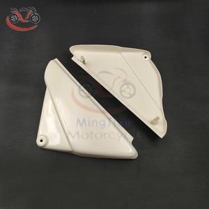 Image 3 - Unpainted Side Panel Fairing Mudguard Cover for Honda FTR223 FTR 223
