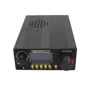 TZT XIEGU G1M Portable QRP HF Transceiver SDR Transceiver Multi-band SSB CW AM Modes